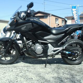 ホンダ NC700X DCTモデル ABS付き RC63 程度良...