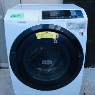 ①✨2018年製✨‼️ドラム式入荷‼️10.0kg‼️ ✨乾燥機...