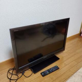 【ジャンク】SONY BRAVIA 液晶テレビ KDL-32F5...