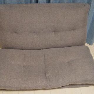 座椅子(ニトリ 3Wayキッド)グレー