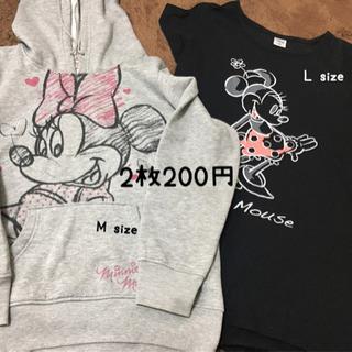 Disneyトレーナー・Tシャツ