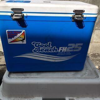 クーラーボックス COOL &Beach FH 25