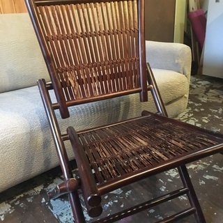 折りたたみ椅子 木製