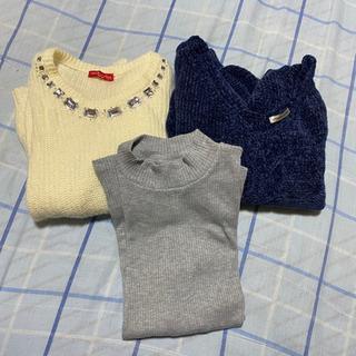 レディース服3着セット(Mサイズ)