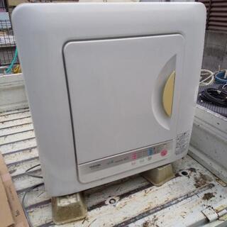 東芝衣類乾燥機
