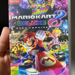 任天堂Switch マリオカートソフト