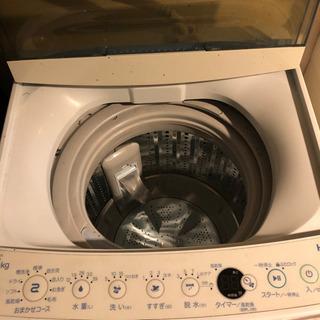 洗濯機 ハイアール