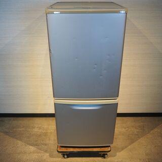 【格安】Panasonic 冷蔵庫 NR-B142W-S 09年製