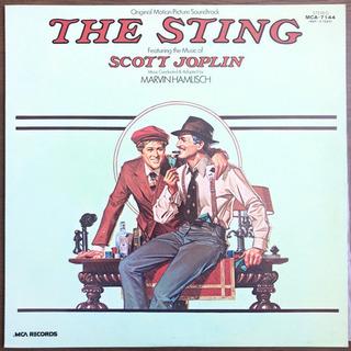 スティング オリジナル・サウンドトラック LP レコード