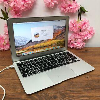 【ネット決済・配送可】【中古】MacBook Air (11イン...