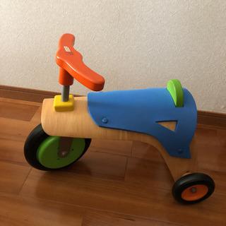 PLAN TOYS/プラントイ 室内用三輪車 中古