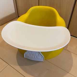 バンボ(黄色)机付き