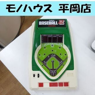 LSIゲーム 学研 ベースボール2 レトロゲーム ポータブルゲー...