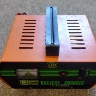 バッテリーチャージャー PAN小型充電器
