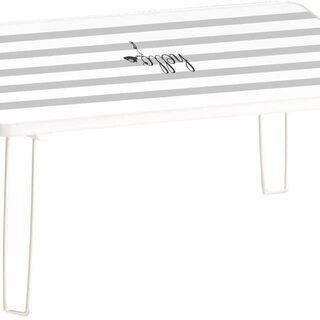 C5【新品未使用】ルームアンドホーム テーブル 折りたたみ…