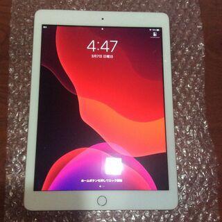 【ジャンク】iPad5 五世代 32GB wifi セルラーモデ...