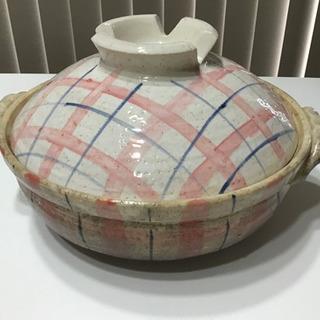 【中古】土鍋  24cm 0円の画像