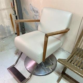 美容室 椅子 ヴィンテージチェア