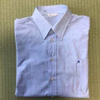 【新品】神奈川県立菅高等学校 男子長袖ワイシャツ(Lサイズ)