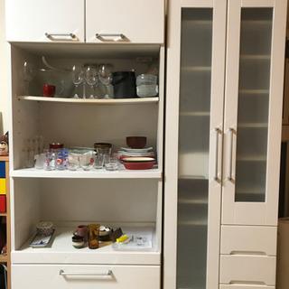 食器棚2つセット