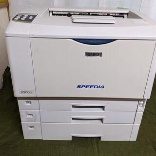 CASIO カシオ SPEEDIA B9000 A3モノクロレー...