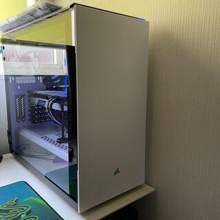 【ネット決済・配送可】自作パソコン i9 9900K RTX20...