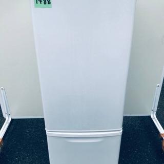1488番 Panasonic ✨ノンフロン冷凍冷蔵庫✨NR-B...