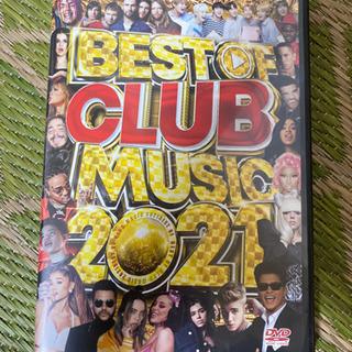 BEST OF CLUB MUSIC 2021 DVD