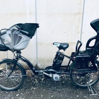 1493番   電動自転車✨ /Panasonic ギュッド ‼️