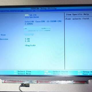直接お取引限定 LG Display LP133WH2 中古ノー...