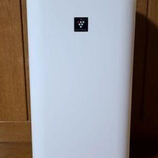 加湿空気清浄器 SHARP KI-HS40-W