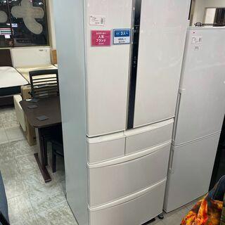 パナソニック 6ドア冷蔵庫 NR-F468T 2014年製 455L