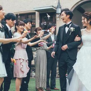 結婚式出席代行等請け負います (兵庫、大阪全域)