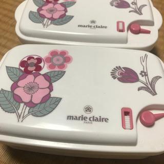 【ネット決済】マリクレール Marie Claire レンジ容器セット
