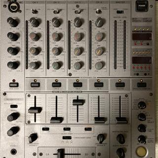 Pioneer DJミキサーパイオニア DJM600