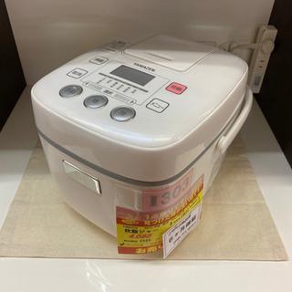 I303 YAMAZEN炊飯ジャー ホワイトの画像