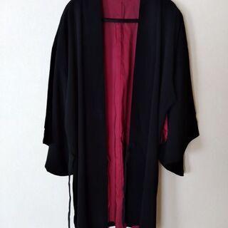 着物の羽織り 黒