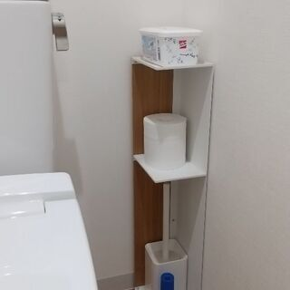 トイレ収納棚お譲りします