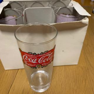 『新品未使用』コカコーラグラス