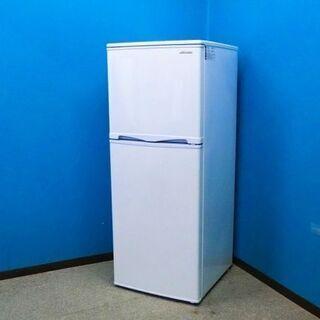 【ハッピー西葛西店】2ドア 138L 冷蔵庫 右開き 20…