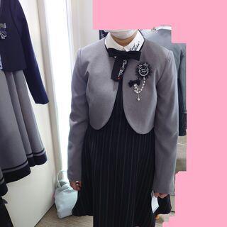小学校卒業式お洋服