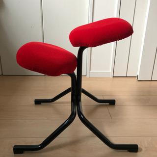 椅子 北欧ホーグ社 バランスチェア 姿勢矯正