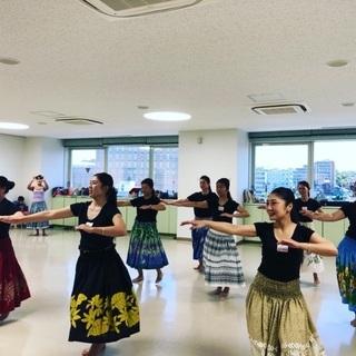 🌸春です!カラダ動かしましょう🌸日曜日・フラダンス体験【蘇我駅】