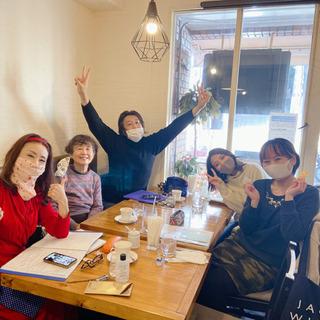 3/10(水)14:00-14:45 中級カフェ英会話