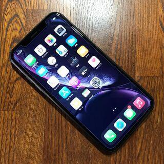 iPhone xr 64gb 黒/ブラック SIMフリー 本体 ...
