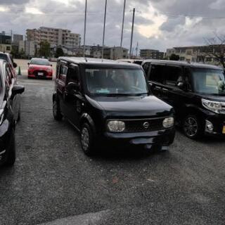 【ネット決済】Nissan Cube 2008 2年間車検値段下げ