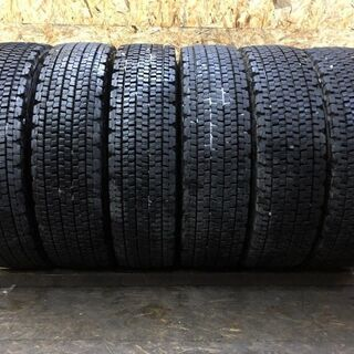 BS V-STEEL STUDLESS W900 225/80R...