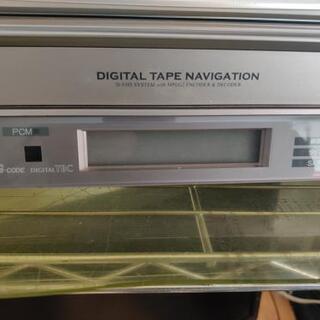 デジタルD VHSビデオデッキ DT  DR1