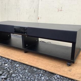 中古 CAVジャパンテレビボード スピーカー付きローボード