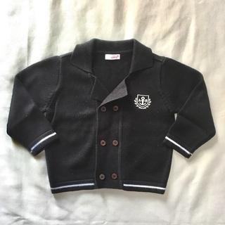 韓国子供服 / ニットジャケット / 90サイズ